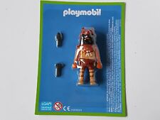Playmobil Collection Figurine Préhistoire Gardien feu, Collection, NEUF