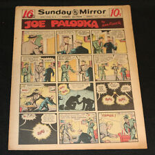1950 Sunday Mirror Weekly Comic Section May 21st (Vf) Superman Every Panel