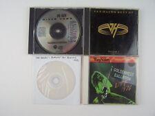 Van Halen 3xCD & DVD Concert Lot #1