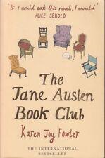 Karen Joy Fowler THE JANE AUSTEN BOOK CLUB SC Book