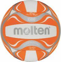molten Beachvolley Volleyball Strandball Freizeitball BV1500-OR orange 5