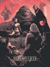Juan Esteban Rodriguez Star Wars: Return of the Jedi Bottleneck Gallery Sold Out