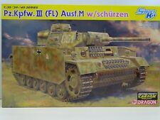 Dragon 6776 Bausatz Pz.Kpfw.III  (FL) Ausf. M  mit Schürzen  Smart Kit M. 1:35