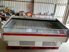 Refrigerated Island Merchandiser Case Dual Temp Hill Phoenix Owza8