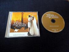 CD colonna sonora la tigre e la neve la SUPERTIGRE e la neve 4x Tom Waits Piovani