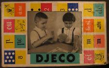 Domino Djeco - Cavahel Vintage