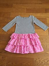 Mini Boden Girls Dress - 6-7 Years - Stars, Stripes - Excellent Condition!