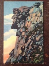 The Old Man Of The Mountain, Franconia Notch, White Mountains, NH - Linen