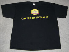 Leinenkugels Brewing Honey Weiss T-Shirt- Size Adult XL- Chippawa Falls, Wi