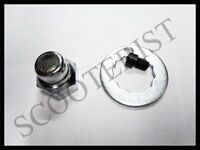 Lambretta Rear Wheel Drum/Hub Nut Washer Big Bolt LI GP SX TV DL New