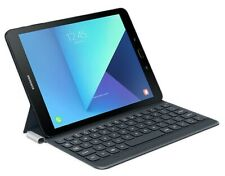 Original Samsung Book Cover Keyboard EJ-FT820BSEGDE For Galaxy Tab S3 Grey