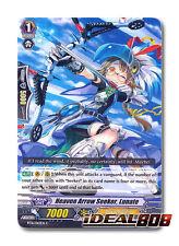 Cardfight Vanguard  x 4 Heaven Arrow Seeker, Lunate - BT16/062EN - C Pack Fresh