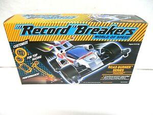 Hasbro Record Breakers World of Speed Road Burner Series Phantom 1989 New
