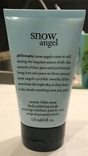 Philosophy Snow Angel Body Polishing Scrub 4 Oz Sealed Tube.