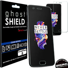 1x TECHGEAR (TPU) FULL COVERAGE Screen Protector Cover for OnePlus 5