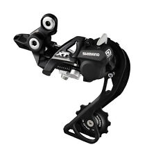 Shimano Deore XT M786 Shadow + Rear Mech / Derailleur - Black - GS - Medium