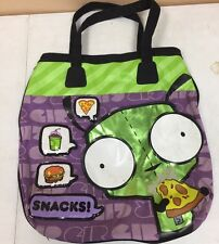 Invader Zim *GIR* Grocery Bag Tote Purse School Bag Cartoon Series A1