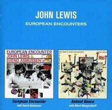 John Lewis - European Encounters [2 LPs on 1 CD]