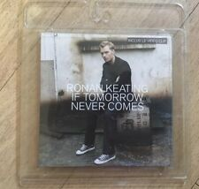 RARE RONAN KEATING IF TOMORROW NEVER COMES CD FRENCH EDITION INCLUDES VIDEO