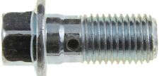 Brake Hydraulic Hose to Caliper Bolt Front,Rear Dorman 13935