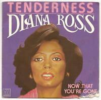 "ROSS Diana 45T 7""  SP  TENDERNESS   RARE"