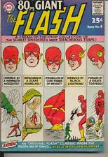 80-Page Giant #4 ~ Flash ~ Very Good (4.0) Dc Comics 1964 ~ Annual