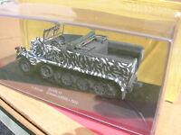 EAGLEMOSS 1/43 CHAR TANK Sd. Kfz.11 HALF TRACK ALLEMAND 1942 Campagne Crimée !!!
