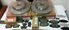 ACURA OEM FACTORY PAD AND ROTOR SET 2002-2006 RSX TYPE-S