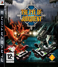 THE EYE OF JUDGMENT for Playstation 3  PS3