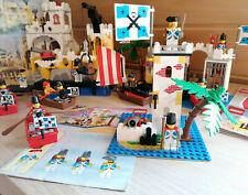 Lego® Piraten Soldaten Blauröcke - Sabre Island - 6265 inkl. OBA / Vintage 1989