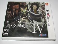 Shin Megami Tensei IV for Nintendo 3DS Brand New!