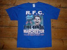 Groß Glasgow Rangers Fußballtrikot Rangers Fußballjersey Gers Euro 2008 T-Shirt