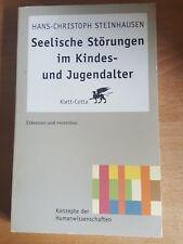 Seelische Störungen im Kindes- und Jugendalter Stienhausen Fachbuch Psychologie