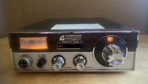 ~ Vintage Pearce Simpson Tiger 23B Mobile CB Radio Transceiver