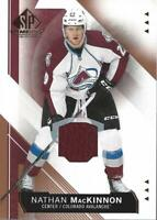 2015-16 SP Game Used Copper Jerseys #53 Nathan MacKinnon Jersey - NM-MT