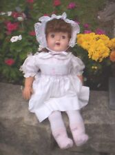 VINTAGE MAGIC SKIN BABY DOLL WITH TEETH 24 INCHES NICE!!