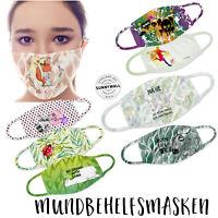 Mundmaske Mundbedeckung Nasenmaske Gesichtsmaske Staubmaske Behelfsmaske