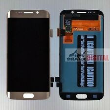 LCD Display + Touch Screen Digitizer for Samsung Galaxy S6 Edge G925F Gold