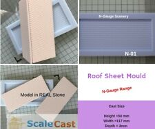 N-Gauge Roofing Mould - N01 - For N Scale Model Railways