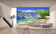 Scenery of Lago di Garda Wall Mural Photo Wallpaper GIANT DECOR Paper Poster