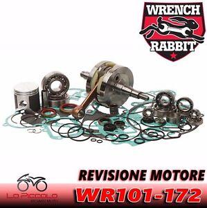 KTM SX 125 2004 WRENCH RABBIT KIT REVISIONE MOTORE ALBERO senza pistone