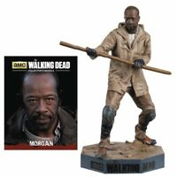 The Walking Dead AMC Morgan Figure with Collector Magazine #14 Eaglemoss