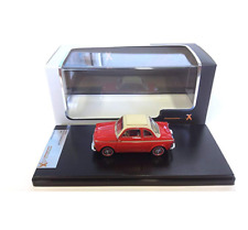 NSU-FIAT Weinsberg 500 1960 Red 1/43  PR0021 PremiumX
