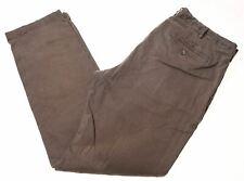 GANT Mens Chino Trousers W36 L31 Khaki Cotton  LU09