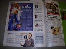 FEMME ACTUELLE 1202 10.2007 JENNIFER LOPEZ JOSE GARCIA VINCENT PEREZ GUS COURBET