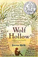 Wolf Hollow by Lauren Wolk (2016, Hardcover)
