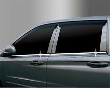 Auto Clover Chrome Window Frame Trim for Ssangyong Korando Sports /Musso 2013-18