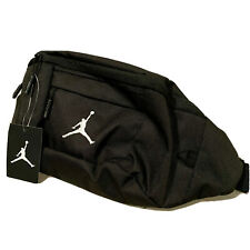 Nike Air Jordan Cross Body Hip Fanny Pack Shoulder Waist Bag Jumpman Black
