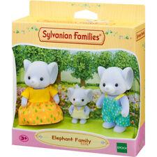 Sylvanian Families Elephant Family Three Figure Pack - 5376