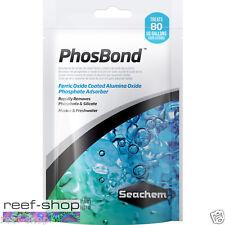 Seachem PhosBond 100mL GFO Phosphate PO4 Silicate Removal FREE USA SHIPPING